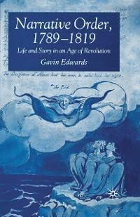 Cover Narrative Order, 1789-1819