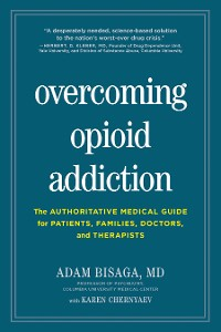 Cover Overcoming Opioid Addiction