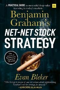 Cover Benjamin Graham's Net-Net Stock Strategy