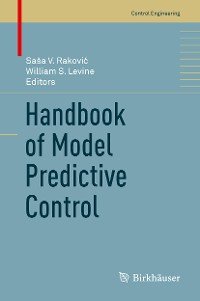 Cover Handbook of Model Predictive Control