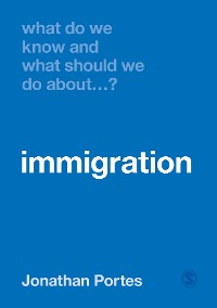 Cover What Do We Know and What Should We Do About Immigration?