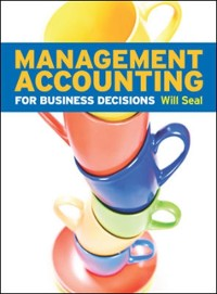 Cover Management Accounting for Business Decisions 1e