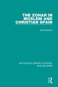 Cover Zohar in Moslem and Christian Spain