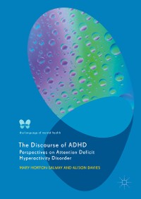 Cover The Discourse of ADHD
