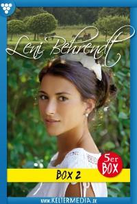 Cover Leni Behrendt 5er Box 2 - Liebesroman