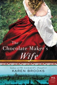 Cover Chocolate Maker's Wife