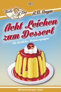 Cover Acht Leichen zum Dessert