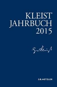 Cover Kleist-Jahrbuch 2015