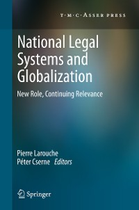 Cover National Legal Systems and Globalization
