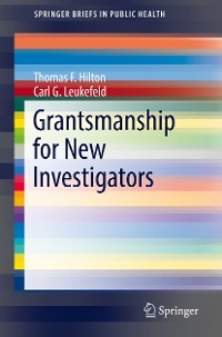 Cover Grantsmanship for New Investigators