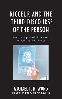 Cover Ricoeur and the Third Discourse of the Person