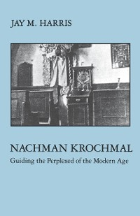 Cover Nachman Krochmal