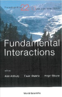 Cover Fundamental Interactions - Proceedings Of The 22nd Lake Louise Winter Institute