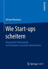 Cover Wie Start-ups scheitern