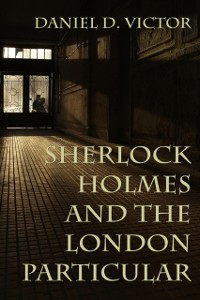 Cover Sherlock Holmes and The London Particular