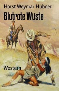 Cover Blutrote Wüste