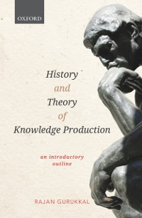 Cover History and Theory of Knowledge Production