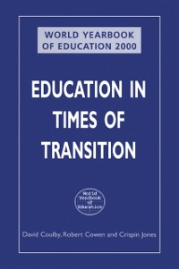 Cover World Yearbook of Education 2000
