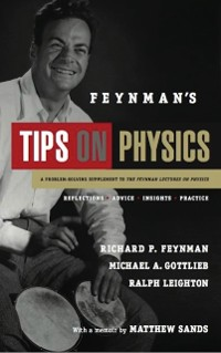 Cover Feynman's Tips on Physics