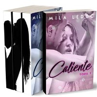 Cover CALIENTE (Tomes 1, 2, 3)