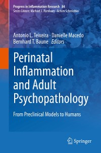 Cover Perinatal Inflammation and Adult Psychopathology