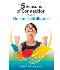 Cover The 5 Seasons of Connection to Your Business Brilliance