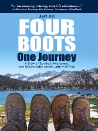 Cover Four Boots - One Journey