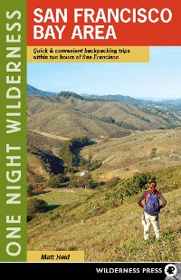 Cover One Night Wilderness: San Francisco Bay Area