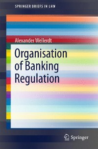 Cover Organisation of Banking Regulation