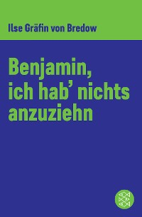 Cover Benjamin, ich hab' nichts anzuziehen
