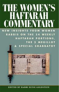 Cover The Women's Haftarah Commentary