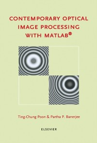 Cover Contemporary Optical Image Processing with MATLAB
