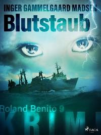 Cover Blutstaub - Roland Benito-Krimi 9