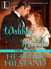 Cover Wedding Matilda