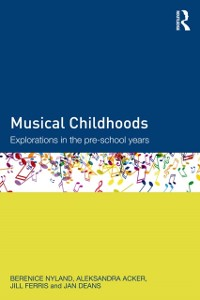Cover Musical Childhoods