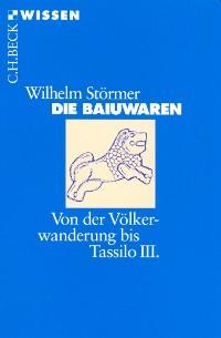 Cover Die Baiuwaren