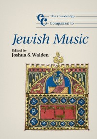 Cover Cambridge Companion to Jewish Music