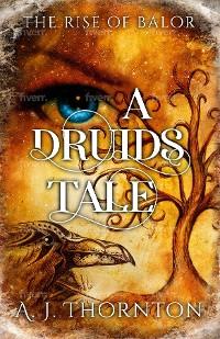 Cover A Druids Tale