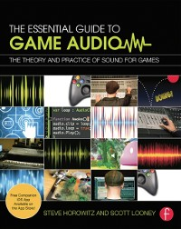 Cover Essential Guide to Game Audio