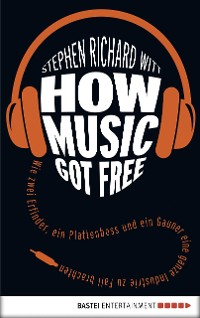 Cover How Music Got Free