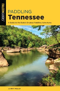 Cover Paddling Tennessee