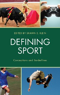 Cover Defining Sport