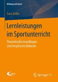 Cover Lernleistungen im Sportunterricht