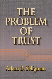 Cover The Problem of Trust