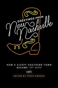 Cover Greetings from New Nashville