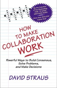 Cover How to Make Collaboration Work