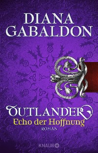 Cover Outlander - Echo der Hoffnung