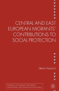 Cover Central and East European Migrants' Contributions to Social Protection