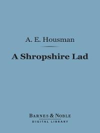 Cover A Shropshire Lad