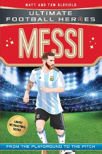 Cover Messi (Ultimate Football Heroes - Limited International Edition)